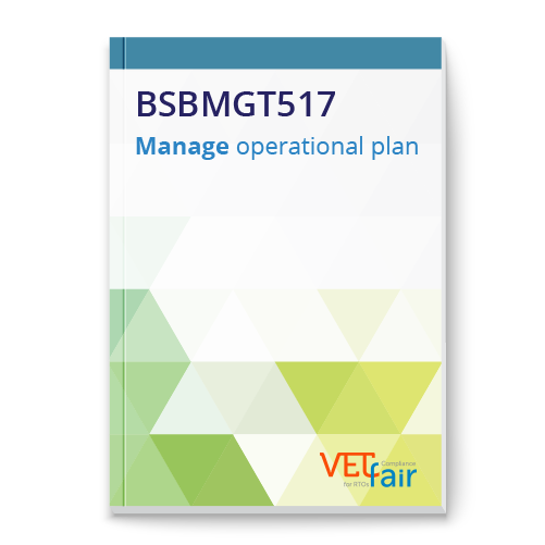 BSBMGT517 Manage operational plan