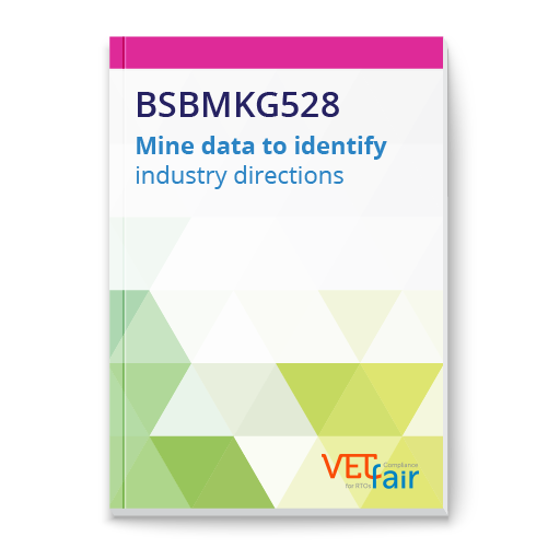 BSBMKG528 Mine data to identify industry directions