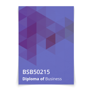 BSB50215 Diploma of Business